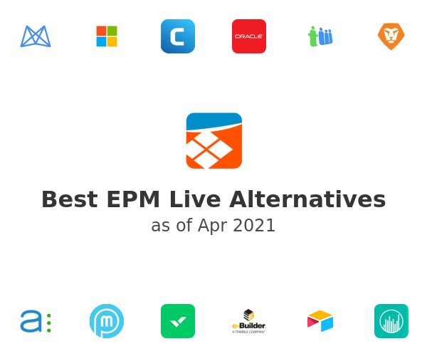 Best EPM Live Alternatives