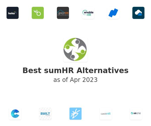 Best sumHR Alternatives
