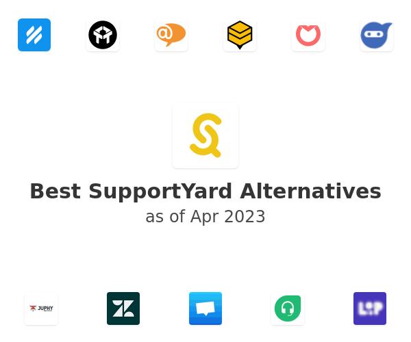 Best SupportYard Alternatives