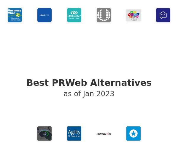 Best PRWeb Alternatives