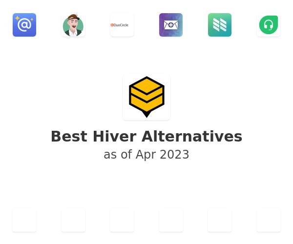 Best Hiver Alternatives