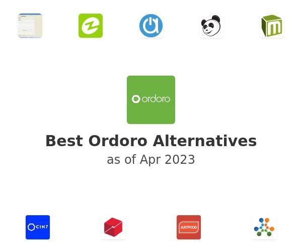 Best Ordoro Alternatives