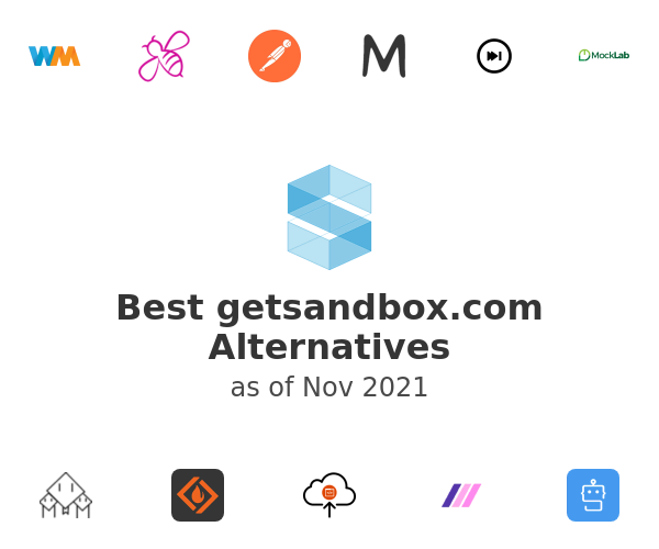 Best getsandbox.com Alternatives