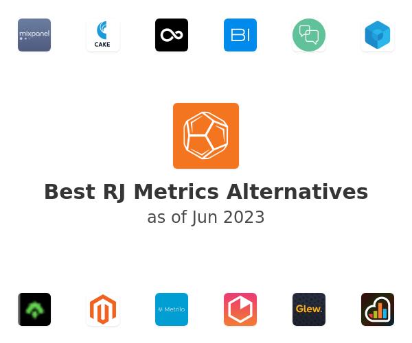 Best RJ Metrics Alternatives