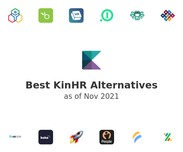 Best KinHR Alternatives