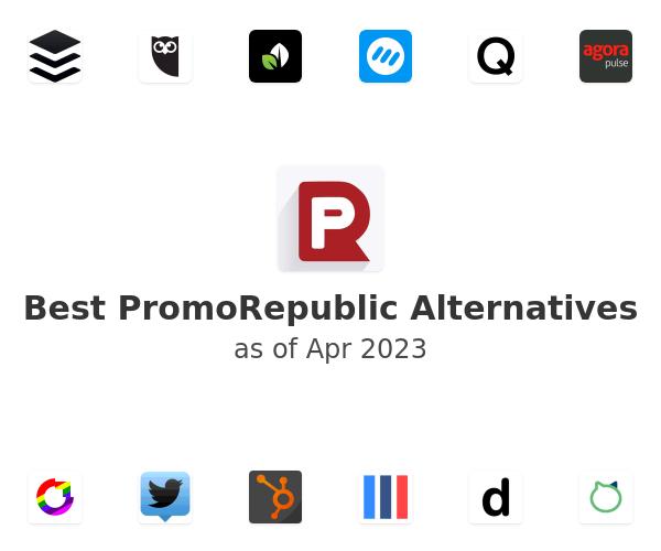 Best PromoRepublic Alternatives