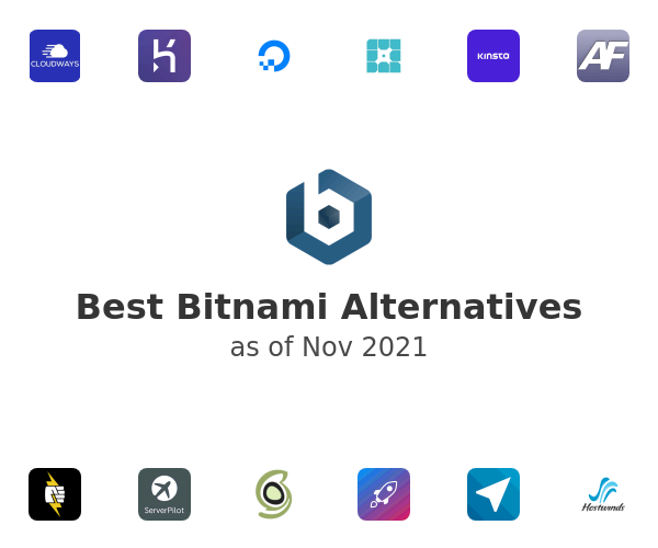 Best Bitnami Alternatives