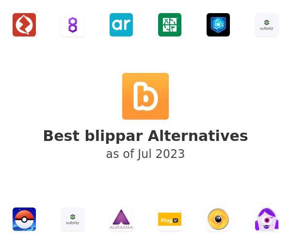 Best blippar Alternatives