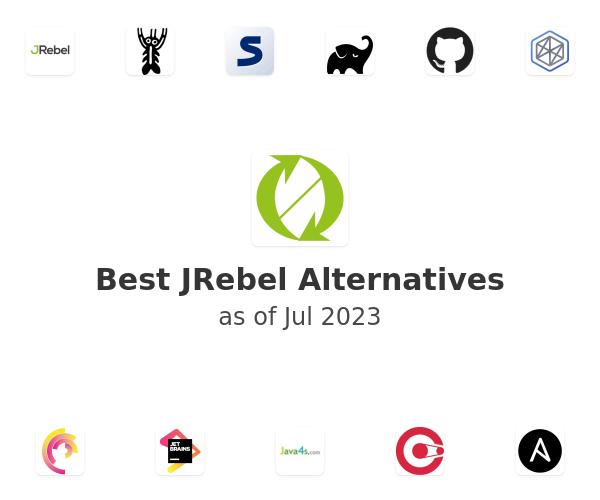 Best JRebel Alternatives