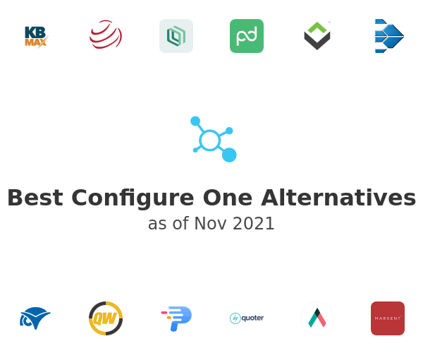 Best Configure One Alternatives