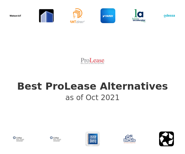 Best ProLease Alternatives