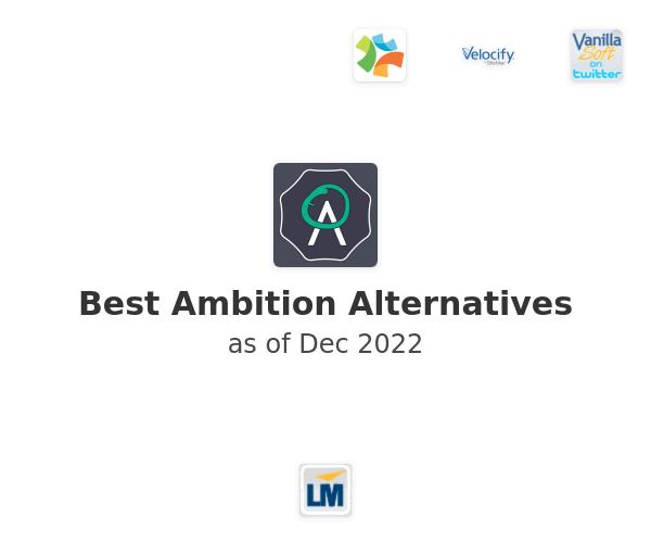 Best Ambition Alternatives