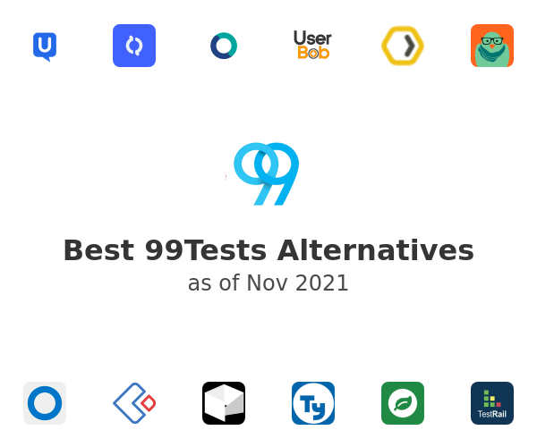 Best 99Tests Alternatives