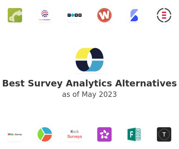 Best Survey Analytics Alternatives