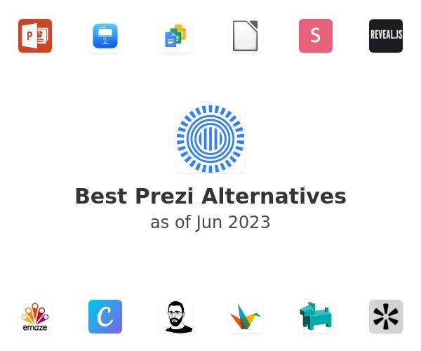 Best Prezi Alternatives