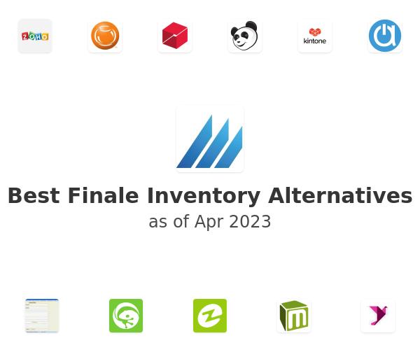 Best Finale Inventory Alternatives
