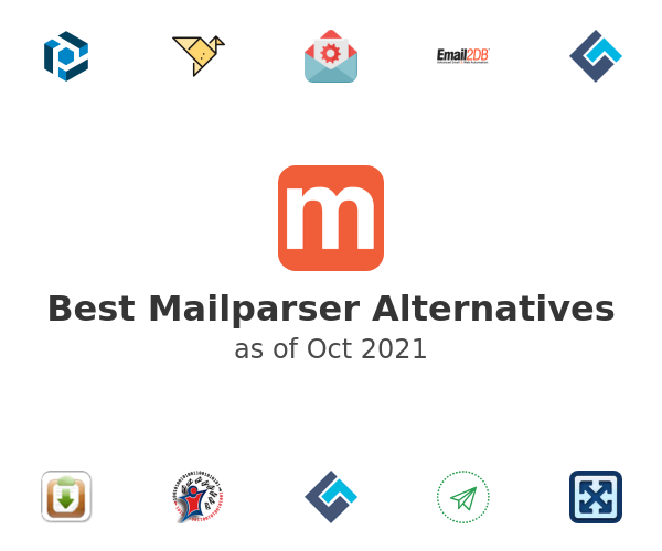 Best Mailparser Alternatives