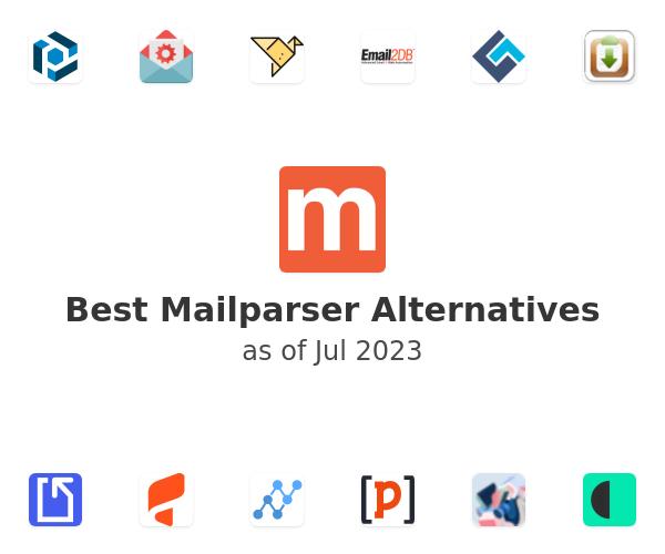 Best Mailparser Alternatives
