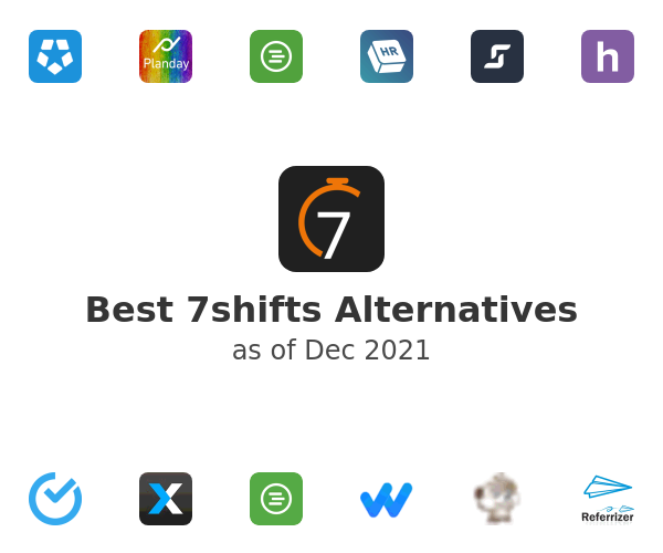 Best 7shifts Alternatives