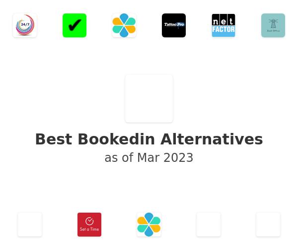 Best BookedIN Alternatives