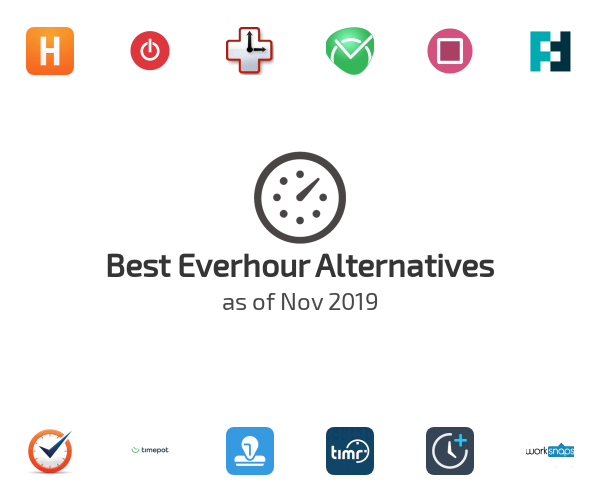 Best Everhour Alternatives