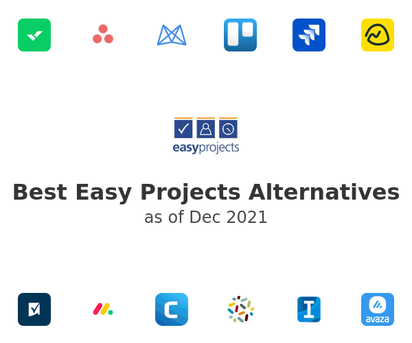 Best Easy Projects Alternatives