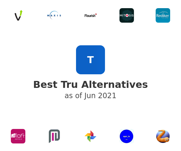 Best Tru Alternatives
