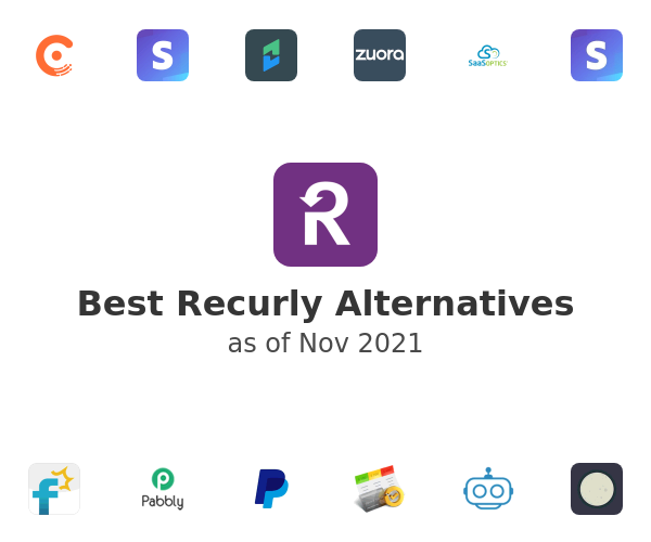Best Recurly Alternatives