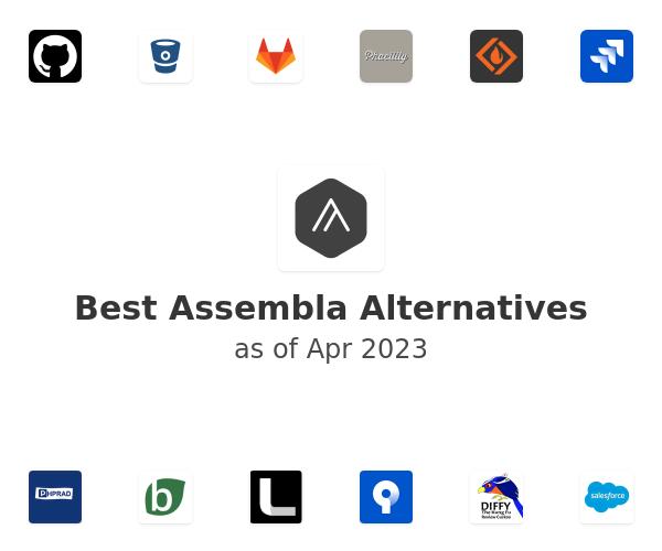 Best Assembla Alternatives