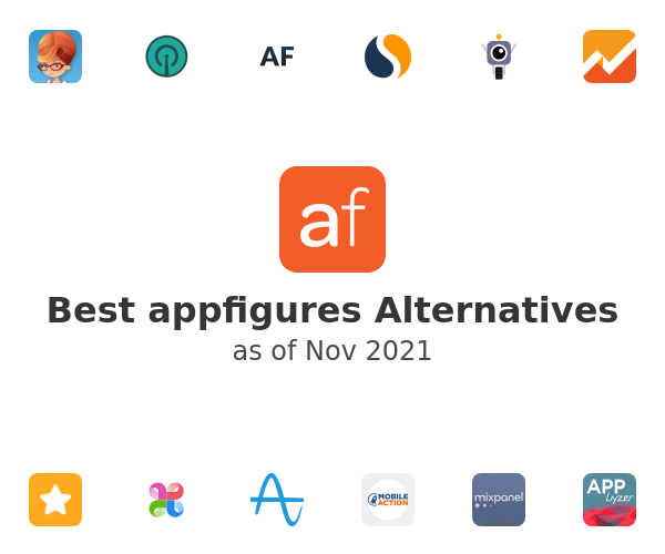 Best appfigures Alternatives