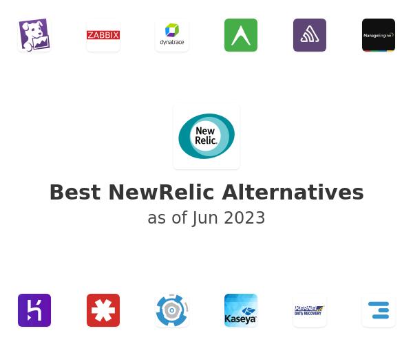 Best NewRelic Alternatives