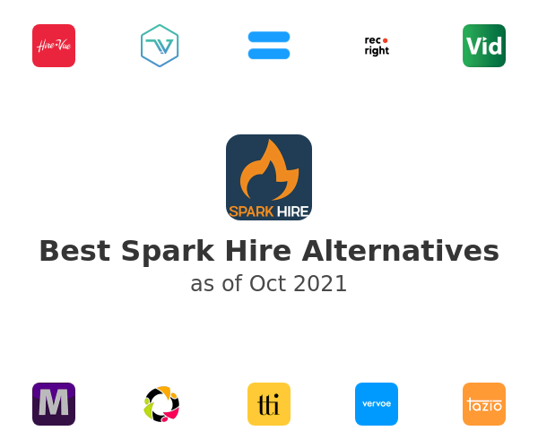 Best Spark Hire Alternatives