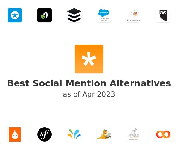 Best Social Mention Alternatives