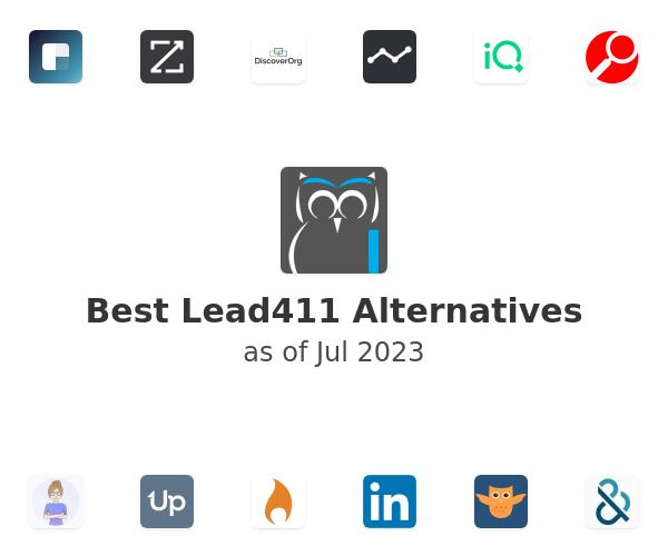 Best Lead411 Alternatives