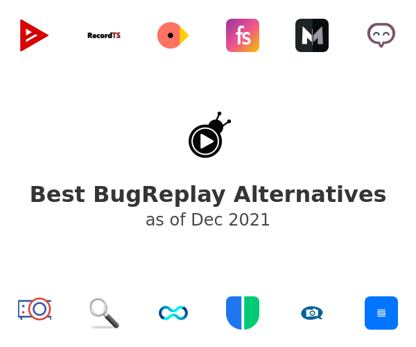Best BugReplay Alternatives