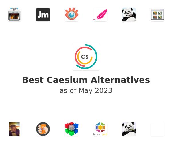 Best Caesium Alternatives