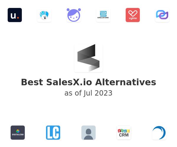 Best SalesX.io Alternatives