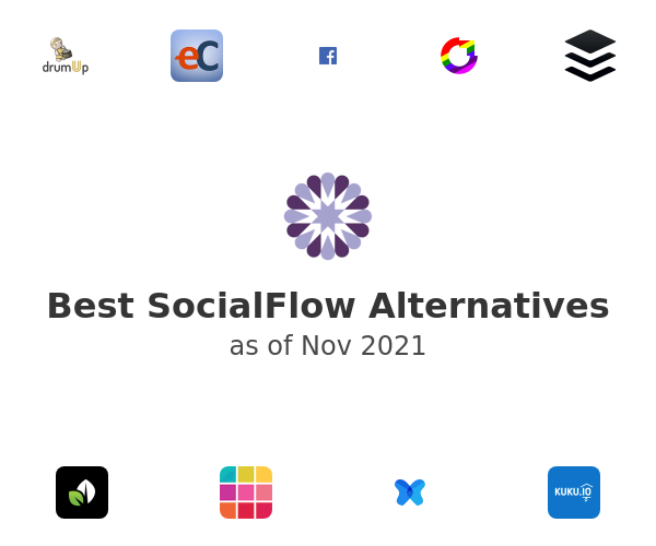 Best SocialFlow Alternatives