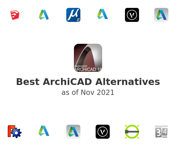 Best ArchiCAD Alternatives