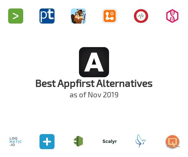Best Appfirst Alternatives