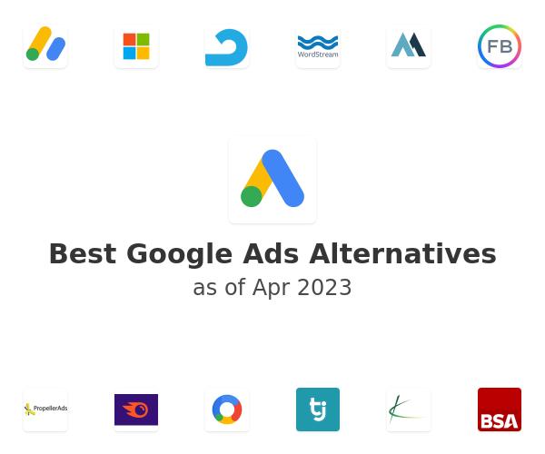Best Google Ads Alternatives