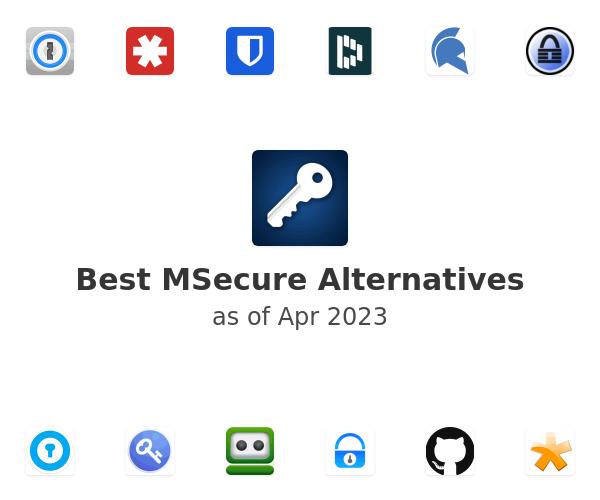 Best MSecure Alternatives