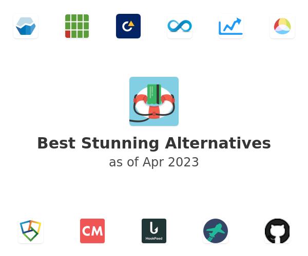 Best Stunning Alternatives