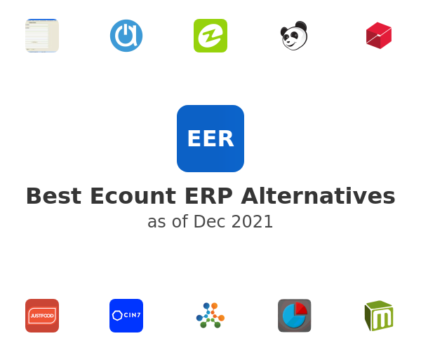 Best Ecount ERP Alternatives