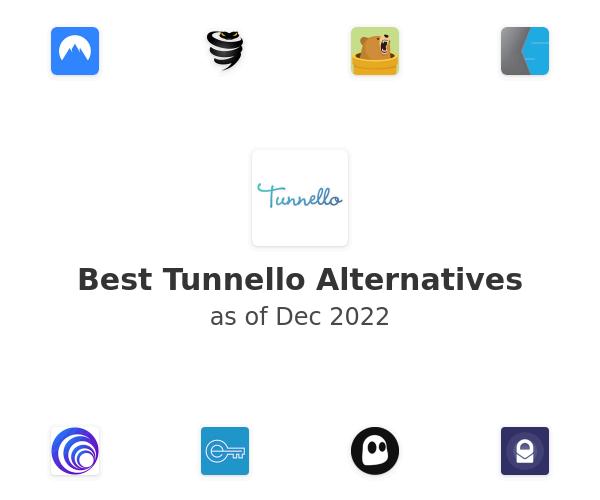 Best Tunnello Alternatives