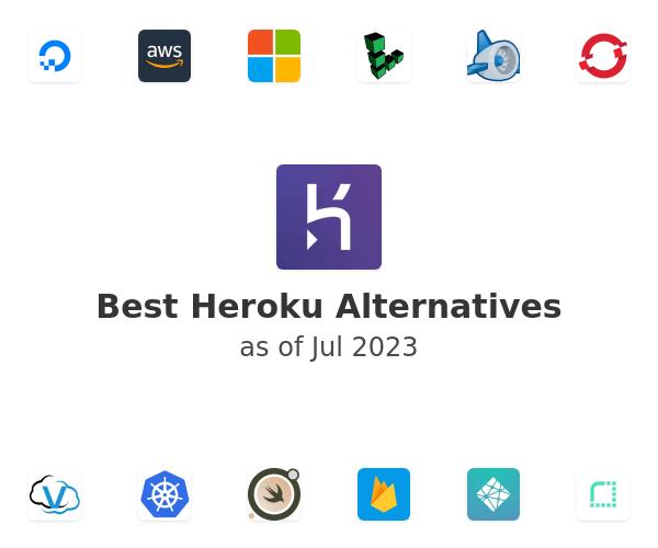 Best Heroku Alternatives