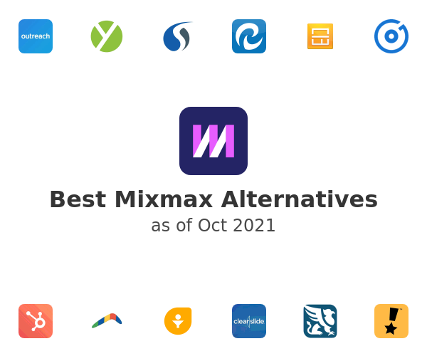 Best Mixmax Alternatives