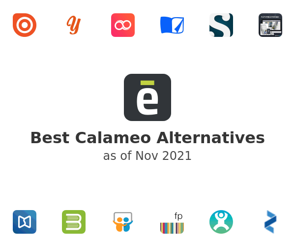 Best Calameo Alternatives