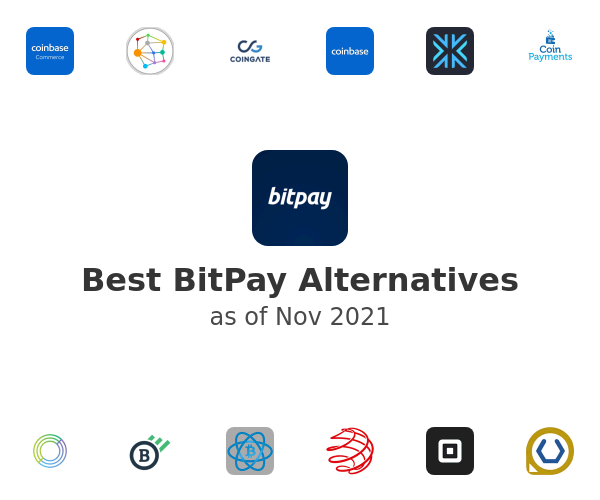 Best BitPay Alternatives