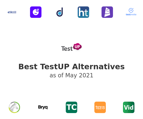 Best TestUP Alternatives